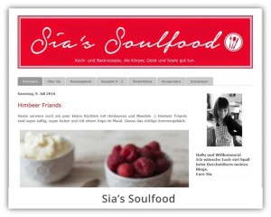 Sia's Soulfood Blog
